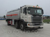 XGMA Chusheng CSC5251GYYJH oil tank truck