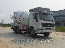 楚胜牌CSC5252GJBZ型混凝土搅拌运输车
