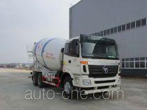 楚胜牌CSC5253GJBB14型混凝土搅拌运输车