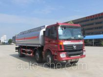 XGMA Chusheng CSC5253GJYB4 fuel tank truck