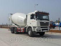 楚胜牌CSC5256GJBS型混凝土搅拌运输车