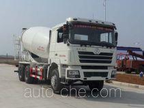 XGMA Chusheng CSC5256GJBS concrete mixer truck