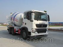 楚胜牌CSC5256GJBZQ型混凝土搅拌运输车