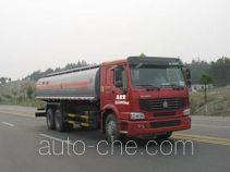 XGMA Chusheng CSC5257GHYZ chemical liquid tank truck