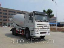 楚胜牌CSC5257GJBZ14型混凝土搅拌运输车
