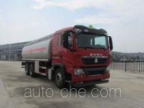 XGMA Chusheng CSC5260GYYZ5 oil tank truck