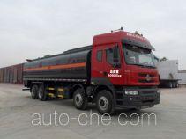 XGMA Chusheng CSC5310GHYL chemical liquid tank truck