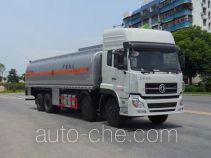 XGMA Chusheng CSC5311GRYD9 flammable liquid tank truck