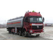 楚胜牌CSC5312GYYB5A型运油车
