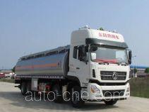 楚胜牌CSC5312GYYDA型运油车