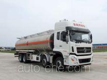 XGMA Chusheng CSC5312GYYLDV aluminium oil tank truck