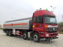 XGMA Chusheng CSC5313GYYB5 oil tank truck