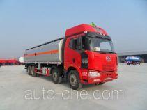 XGMA Chusheng CSC5314GRYC flammable liquid tank truck