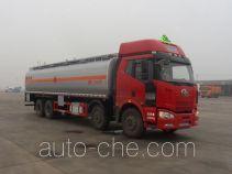 XGMA Chusheng CSC5316GRYC flammable liquid tank truck
