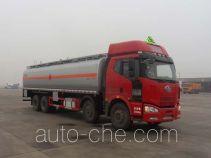 XGMA Chusheng CSC5316GYYC oil tank truck