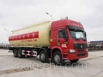 XGMA Chusheng CSC5317GFLZ bulk powder tank truck