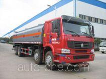 XGMA Chusheng CSC5317GHYZ chemical liquid tank truck