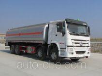 XGMA Chusheng CSC5317GRYZ4 flammable liquid tank truck