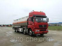 XGMA Chusheng CSC5320GYYESL aluminium oil tank truck