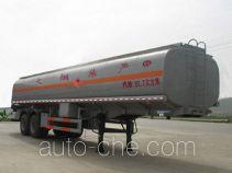 XGMA Chusheng CSC9350GYY oil tank trailer