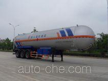 XGMA Chusheng CSC9400GYQ liquefied gas tank trailer