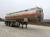 楚胜牌CSC9400GRYL型铝合金易燃液体罐式运输半挂车