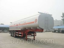 XGMA Chusheng CSC9401GHY chemical liquid tank trailer