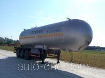 XGMA Chusheng CSC9402GYQQ liquefied gas tank trailer