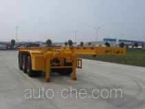 XGMA Chusheng CSC9402TWY dangerous goods tank container skeletal trailer