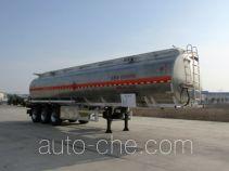 XGMA Chusheng CSC9403GYYLD aluminium oil tank trailer