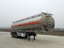 XGMA Chusheng CSC9403GYYLF aluminium oil tank trailer