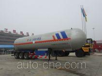 楚胜牌CSC9404GYQ型液化气体运输半挂车