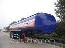 XGMA Chusheng CSC9404GYY oil tank trailer