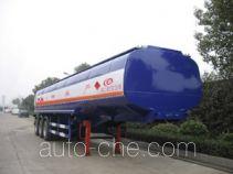 XGMA Chusheng CSC9404GYY полуприцеп цистерна для нефтепродуктов