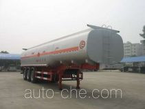 XGMA Chusheng CSC9405GHY chemical liquid tank trailer