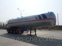 楚胜牌CSC9405GYQ型液化气体运输半挂车