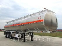 XGMA Chusheng CSC9405GYYLE aluminium oil tank trailer