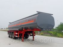 XGMA Chusheng CSC9406GHY chemical liquid tank trailer
