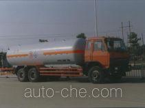 Sanzhou CSH5240GYQ22 liquefied gas tank truck