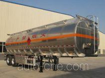 Chengtong CSH9340GYY aluminium oil tank trailer