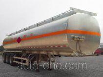 Chengtong CSH9400GYY aluminium oil tank trailer