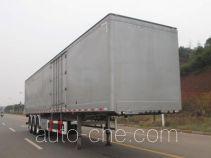 Chengtong CSH9400XXY aluminium box van trailer