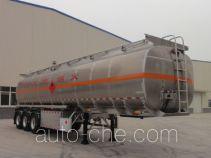 Chengtong CSH9401GYY aluminium oil tank trailer