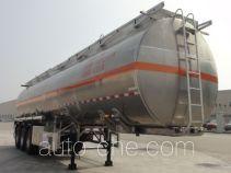 Chengtong CSH9402GYY aluminium oil tank trailer