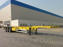 Chengtong CSH9402TJZ container transport trailer