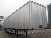 Chengtong CSH9402XXY aluminium box van trailer