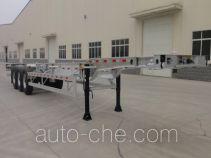 Chengtong CSH9404TJZ aluminium container trailer