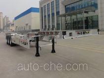 Chengtong CSH9405TJZ aluminium container trailer