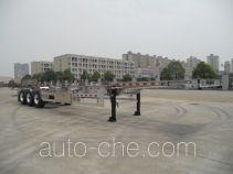 Chengtong CSH9407TJZ aluminium container trailer