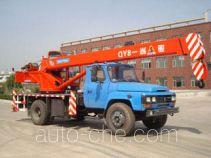 Shangjun  QY8 CSJ5102JQZQY8 truck crane